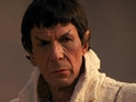 The actor most recently appeared as Spock Prime in Star Trek Into Darkness.