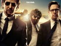 Bradley Cooper, Zach Galifianakis and Ed Helms talk the final ever Hangover.