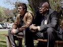 Bloom and Forest Whitaker play cops in the crime drama.
