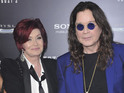 Ozzy and Sharon Osbourne were reported to be living separate lives at the weekend.