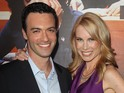 Reid Scott reveals that he popped the question to Elspeth Keller on a vacation.