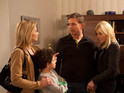 Leanne spots Karl losing his temper with Simon in Coronation Street tonight.