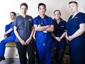 The Channel 4 series is moving to St George's Hospital in Tooting, London.