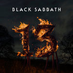 Black Sabbath '13' album artwork.