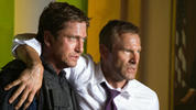 Watch the trailer for Gerard Burler's action movie 'Olympus Has Fallen'.