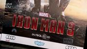 'Iron Man 3' premiere interviews: Robert Downey Jr, Drew Pearce