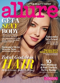 Allure May cover