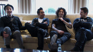 Fall Out Boy on saving rock n roll, collaborations and talent shows