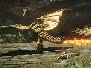 'Monster Hunter Online' screenshot