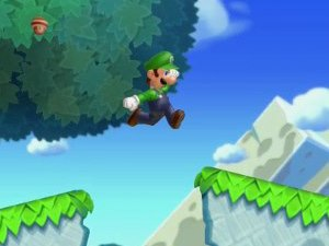 &#39;Super Luigi Bros U&#39; screenshot