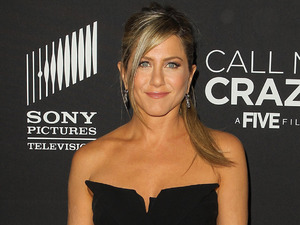 Jennifer Aniston, Call Me Crazy: A Five Film, premiere, playsuit, fashion