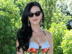 Katy Perry, Lacoste party, Coachella 2013