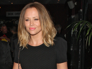 Kimberley Walsh, Beautiful Thing, press night
