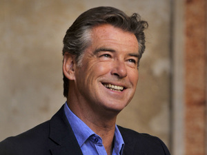 Pierce Brosnan in Love Is All You Need