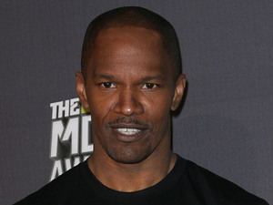 MTV Movie Awards 2013 press room: Jamie Foxx