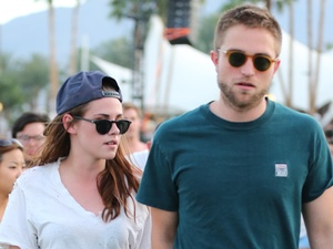 Kristen Stewart, Robert Pattinson, Coachella