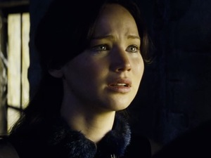 &#39;The Hunger Games: Catching Fire&#39; trailer