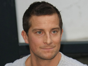 Bear Grylls, ITV Studios ~~ October 25, 2012