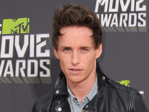 MTV Movie Awards 2013 red carpet: Eddie Redmayne