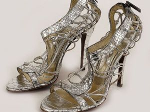 Sarah Jessica Parker's SATC shoes on auction