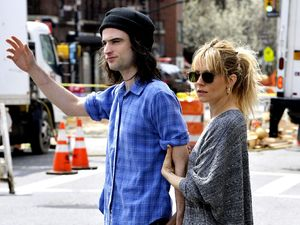 Sienna Miller, Tom Sturridge, celebrity couples, New York