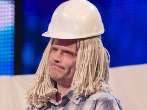 Britain's Got Talent episode two: Martin Steele