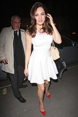 Kelly Brook, Celebrity Juice, riverside studios