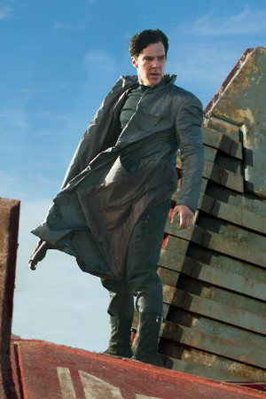Benedict Cumberbatch as John Harrison in 'Star Trek Into Darkness'