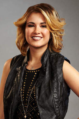 'The Voice' season 4: Audrey Karrasch (Team Usher)