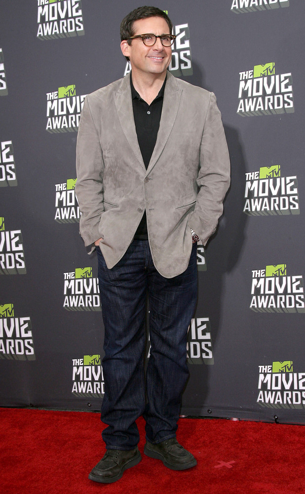 MTV Movie Awards 2013 red carpet: Steve Carell