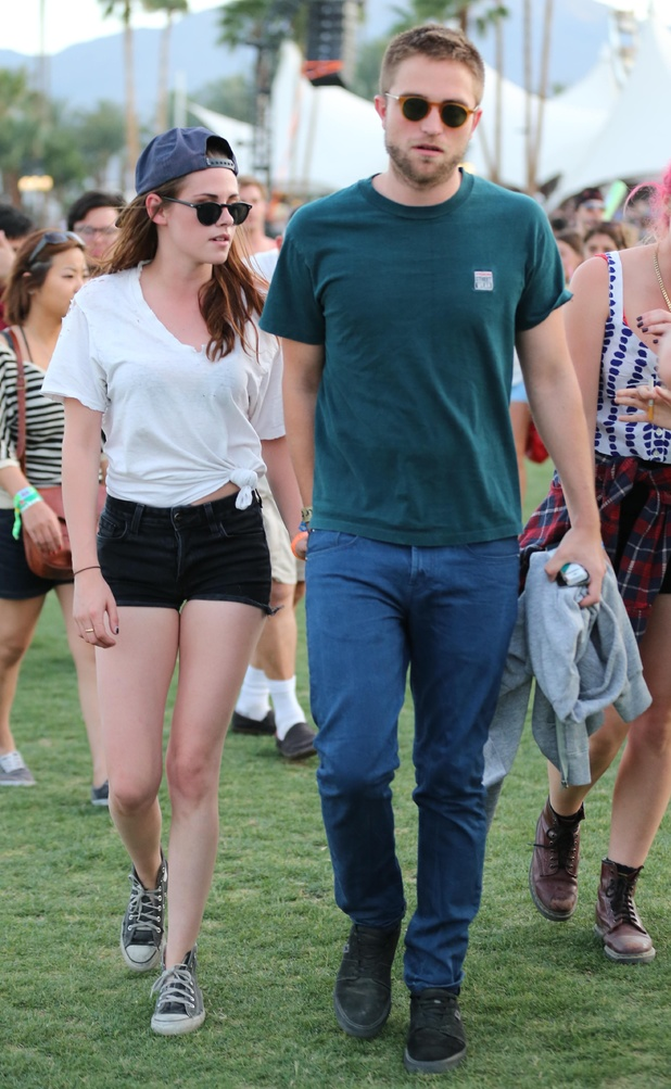 Out and about at Coachella 2013