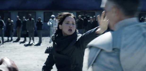 'The Hunger Games: Catching Fire' trailer