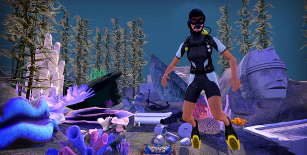 'The Sims 3' Island Paradise screenshot
