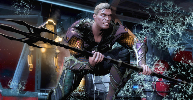Injustice: Gods Among Us Aquaman