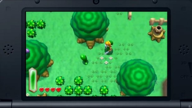 Zelda Link to the Past sequel coming to 3DS