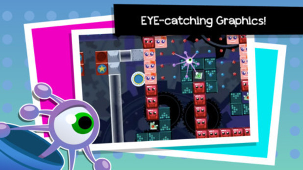 A screenshot from 'Cling!' on iOS
