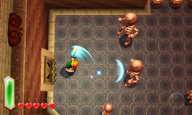 'Zelda: Link to the Past 2' screenshot