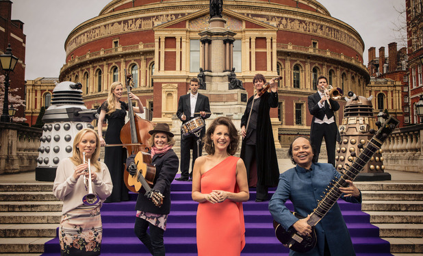 The BBC Proms 2013 - featuring Doctor Who