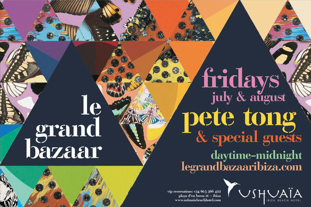Le Grand Bazaar with Pete Tong
