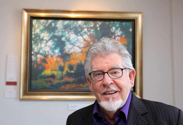 Rolf Harris ~~ June 13, 2010