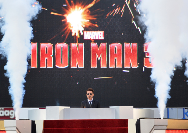 Iron Man 3: UK Premiere