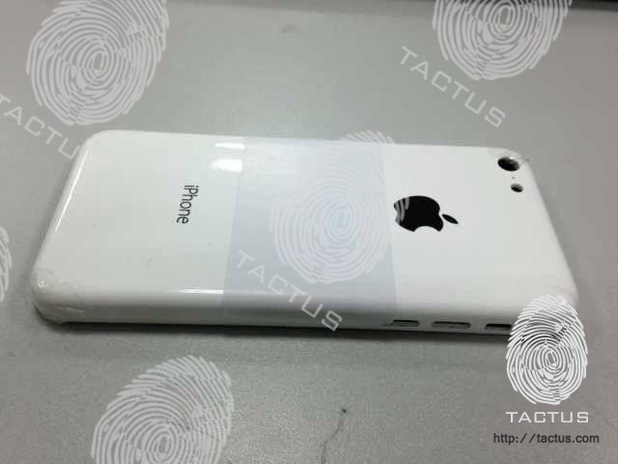 Alleged image of the budget iPhone