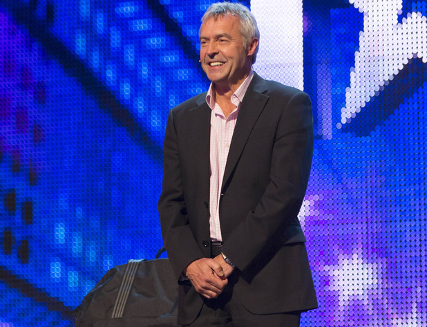 Britain's Got Talent episode two: Graham Kynaston Smith