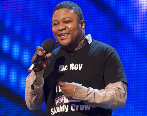 Britain's Got Talent episode two: MC Boy