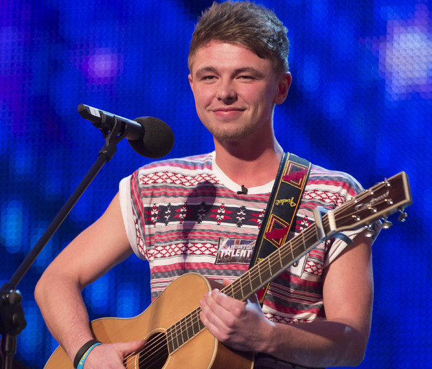 Britain's Got Talent episode two: Jordan O'Keefe