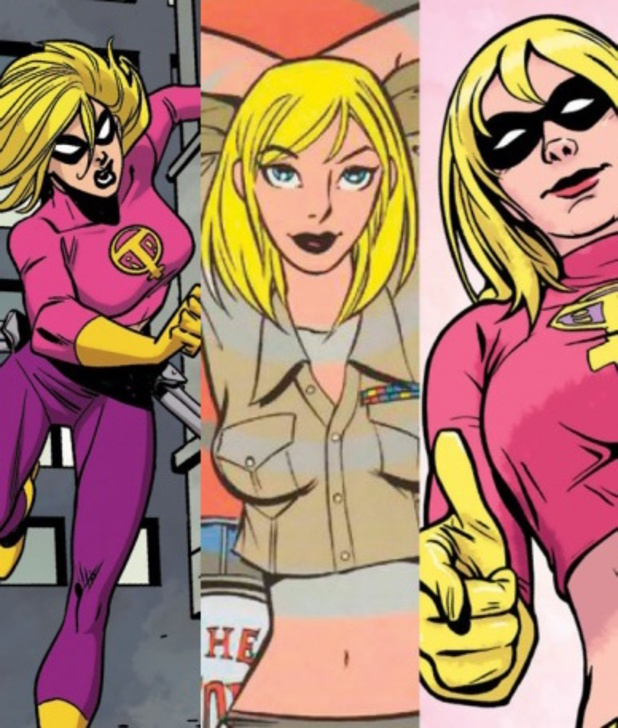 It Girl and the Atomics #12