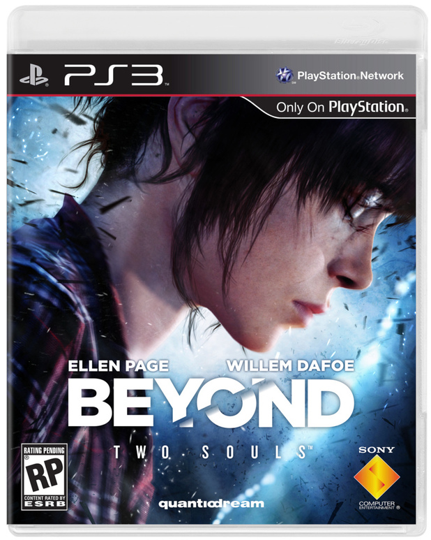 'Beyond: Two Souls' box art