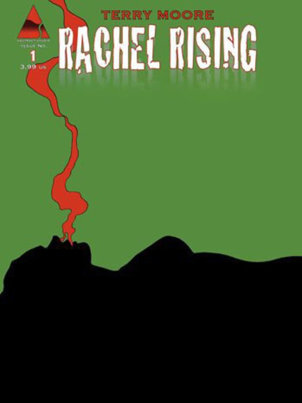 'Rachel Rising' cover artwork