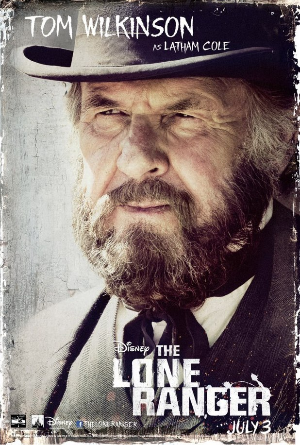 Tom Wilkinson The Lone Ranger