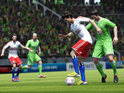 EA Sports' Sebastian Enrique says the military series is a key competitor.